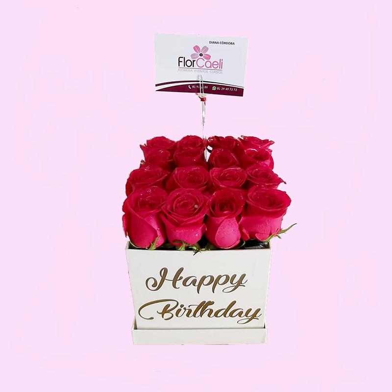 Box Floral