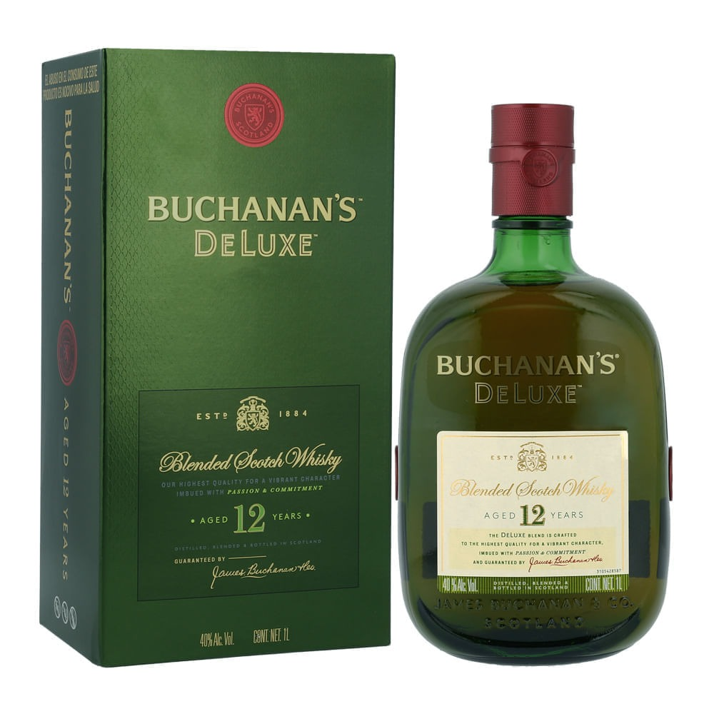 BUCHANANS 750 ml.